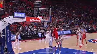 Bradley Beal climbs the ladder to throw down alley-oop | ESPN