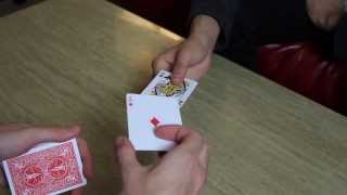 Two Card Monte - Tutorial