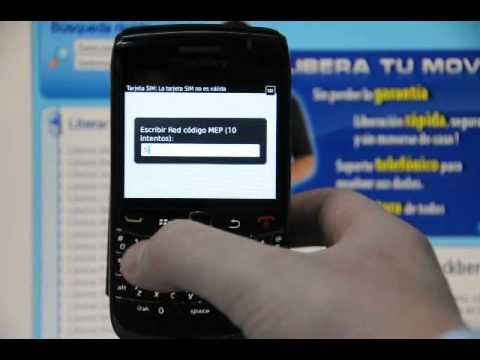 Liberar Blackberry 9780 Bold, desbloquear Blackberry 9780 Bold de Vodafone  - Movical.Net