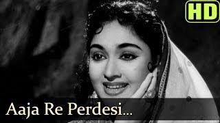 Aaja Re Pardesi Main (HD) - Madhumati Songs - Dilip Kumar - Vyjayantimala - Lata Mangeshkar