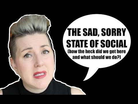 Social Media is Broken, But Can it Be Fixed?
