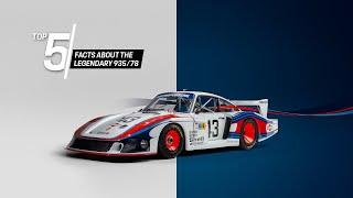 Porsche Top 5: The Legendary 'Moby Dick'