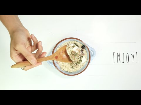 Bircher Muesli from Supercharged Food