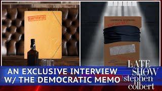The Dossier Interviews The Democratic Memo