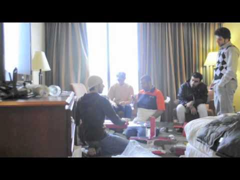 Khalifa University Engineering Design/Build/Fly Team Video