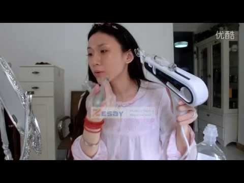 Mesotherapy Gun Used at home,acne scar treatment