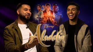 Download 'Aladdin's' Mena Massoud Likes To Belly Dance! | Interview w/ Mistah Islah Video