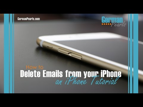 How to Delete Emails from your iPhone