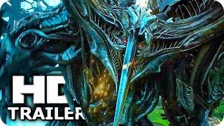TRANSFORMERS 5 _ Michael Bay Trailer (2017) Transformers: The Last Knight Action Movie HD