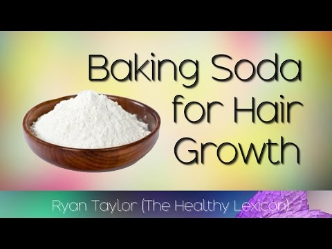 Baking Soda Shampoo: for Hair Growth
