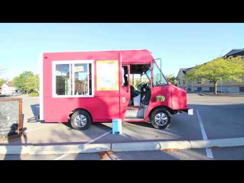 FULL FOOD/JUICE TRUCK TOUR - Equipment, Storage, Power, & more!