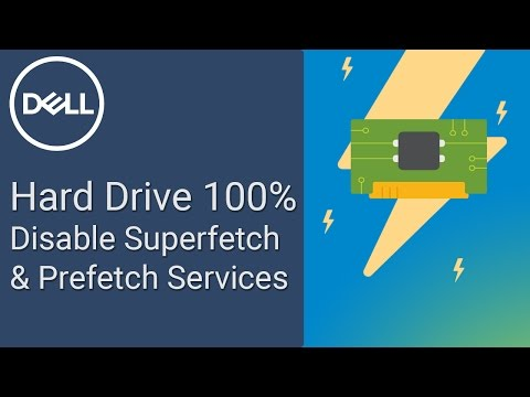 How to Disable Superfetch (Official Dell Tech Support)