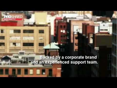 St. Louis Franchise Opportunity | Buy a B2B Franchise | Proshred