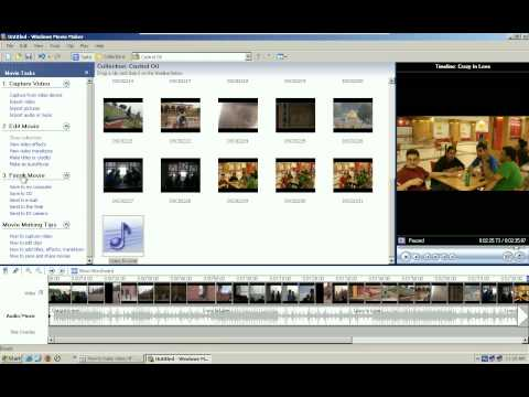 How to make Video(with music) of your pictures