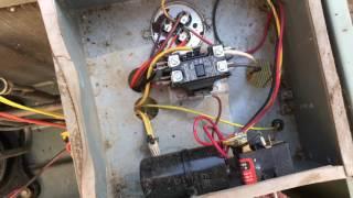 Trane Voyager: No Heat - Improper Transformer Configuration
