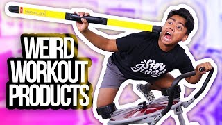 Crazy Workout Products Ever Made!
