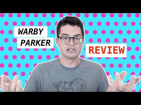 I've got a -10 Glasses Prescription and I tried out Warby Parker!