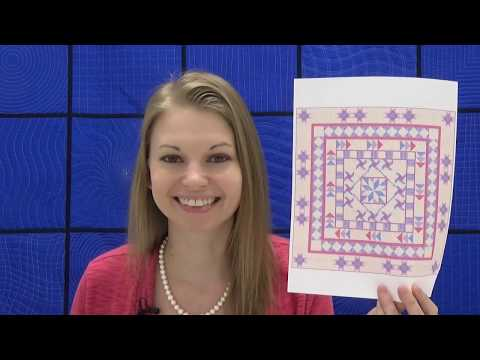 How Do I Quilt It? How to Plan Your Quilting Design with Leah Day