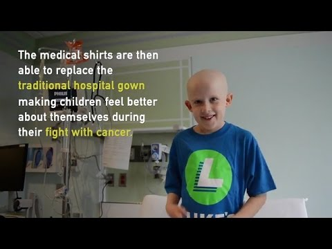 Help Childhood Cancer Patients Feel Better During Their Fight: Luke's FastBreaks