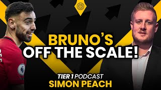 Bruno Is Off The Scale! | Tier One Podcast with Simon Peach