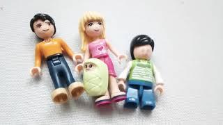 Lego Friends Mój Pomysł Jak Zbudować Domek Karolinki I Laury