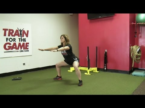 Dance Exercises for Thighs : Get in Shape