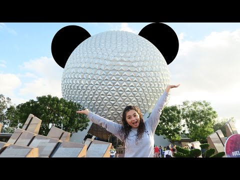 A Day at Disney's EPCOT!