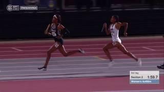 Women's 4x400m - 2019 Sec Outdoor Championships