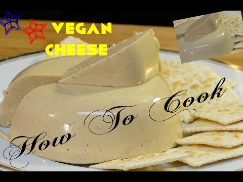How To Make The Best Vegan Mozzarella Cheese Melty Plant base RECIPE | Howto cook