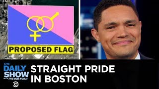 The GOP vs. Trump's Tariffs, Straight Pride in Boston & A Hellish Helicopter Rescue   The Daily Show
