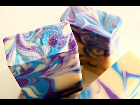 Black Raspberry Vanilla Handmade Soap | Petals Bath Boutique