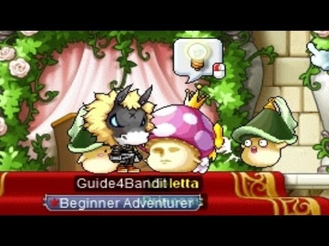 MapleStory Champions unfunded Bandit Training guide