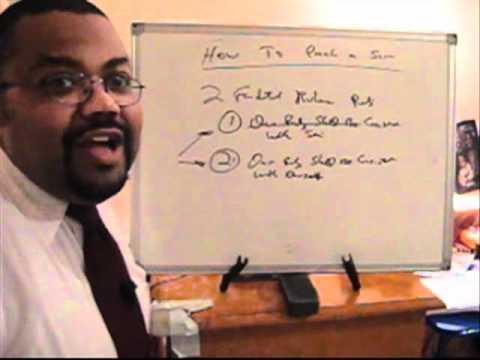 How To Preach A Sermon