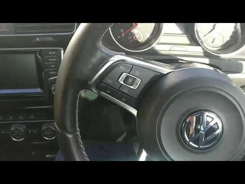 New VW golf service reset procedure 2015+