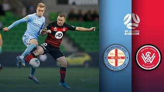 Melbourne City FC vs Western Sydney Wanderers FC | A-League Round 23