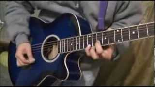 Tutorial Hossana Hillsong Musica Cristiana en Guitarra Electroacustica