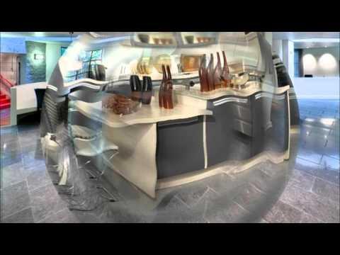 Kitchen Floors – 12 Wonderful and Fresh Design Ideas