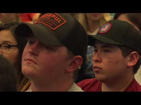 Northern Arizona University hosts an open forum on gun control | Cronkite News