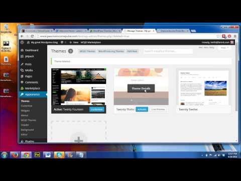 How to Build a WordPress Website Fast With Bluehost Using Themeforest Premium Themes
