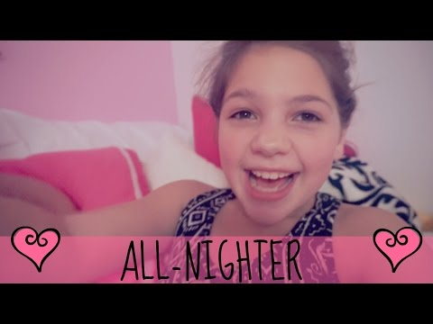How to do an All-Nighter | Stay up with Me