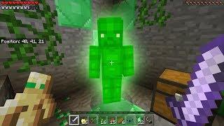 do not find green steve in minecraft scary minecraft vid