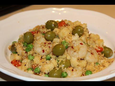 Prawn & Vegetable Couscous (Quick & Easy Meals)