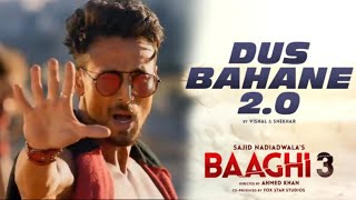 Release Timing Of Tiger Shroff Movie Baaghi 3 First Song