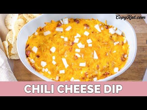 Cream Cheese Chili Dip