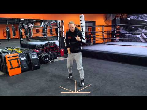 Creating angles - advanced boxing technique