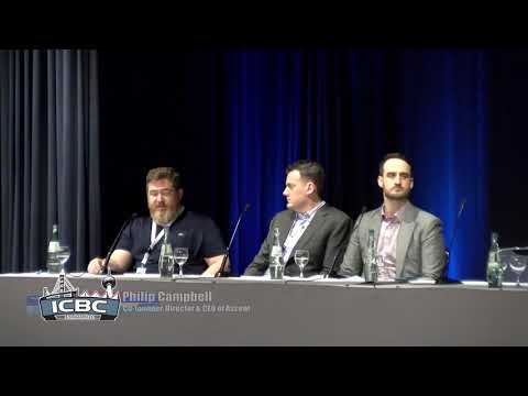 The Business of Cannabis in Canada Moderated byAlex Revich ICBC Berlin 2018
