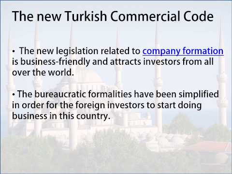 Set up a limited liability company in Turkey