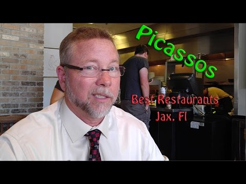 Best places to eat in Jacksonville , Fl Picassos - Mike & Cindy Jones, Realtors 904 874-0422