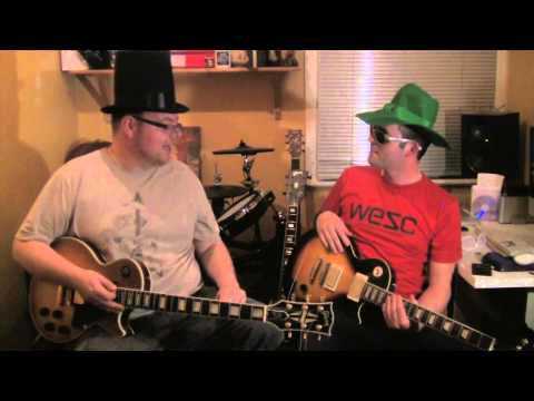 Admiral & Tappers Andertons 'Win a Gibson Les Paul Tribute' Review