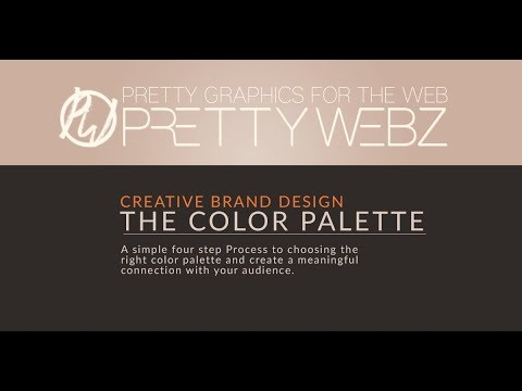 Creating Brand Design: The Color Palette